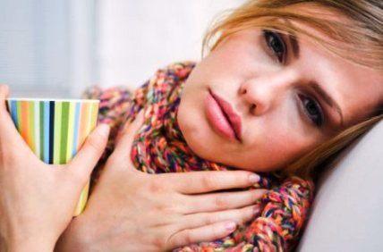 Как лечить катаральную ангину