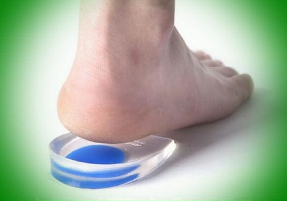 нога и поддержка ноги