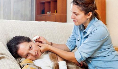Как лечить хронический отит у взрослых