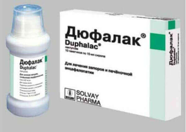 Лекарство дюфелак