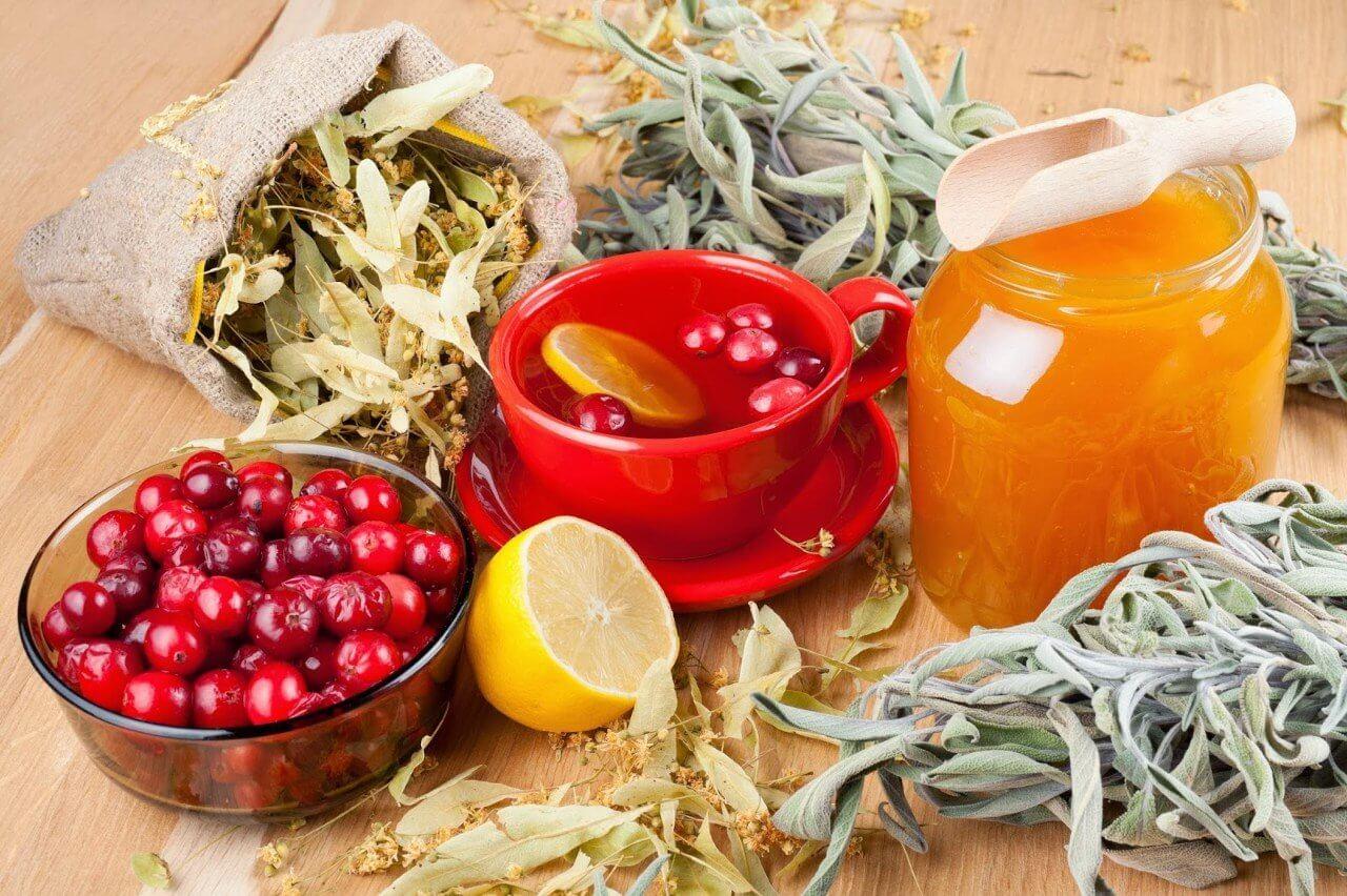 продукты для народного лечения