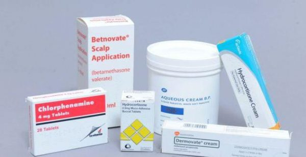 Лечение при дерматите
