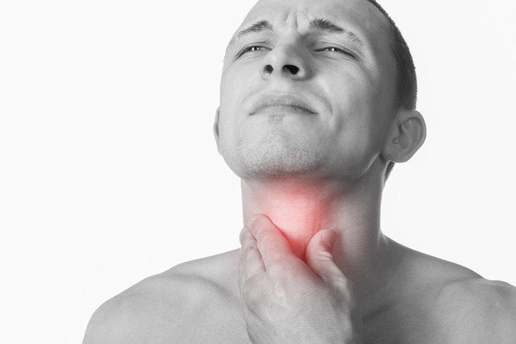 Как выглядит горло при фарингите у взрослого