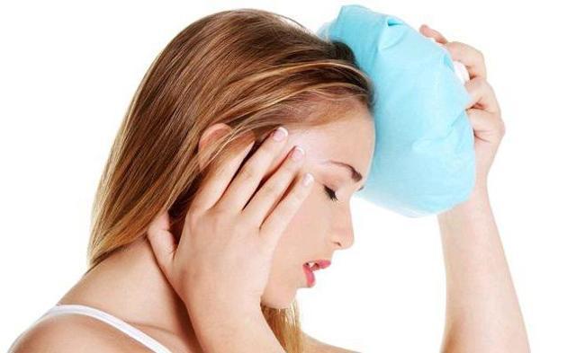 Мигрень: симптомы и лечение в домашних условиях