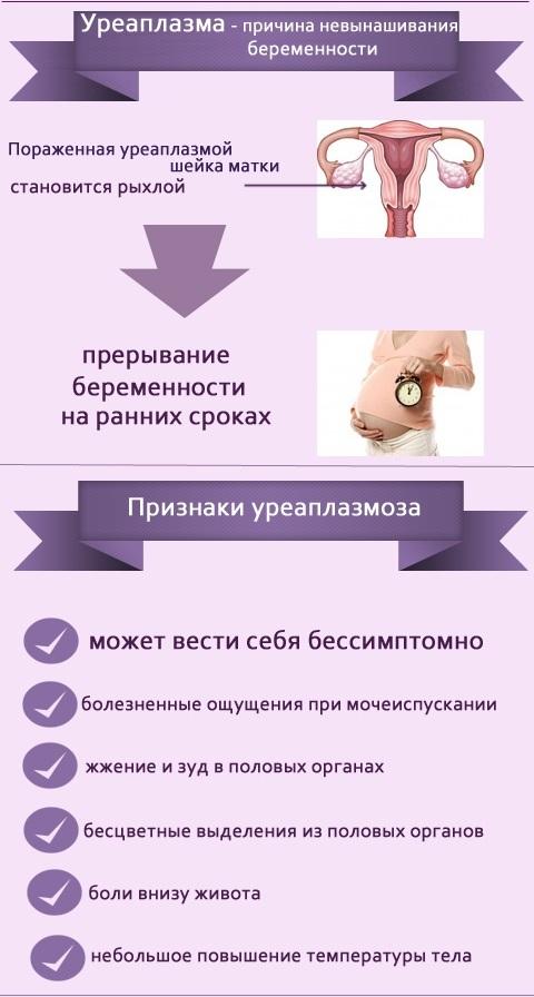 Уреаплазмоз у женщин, симптомы и схема лечения в домашних условиях