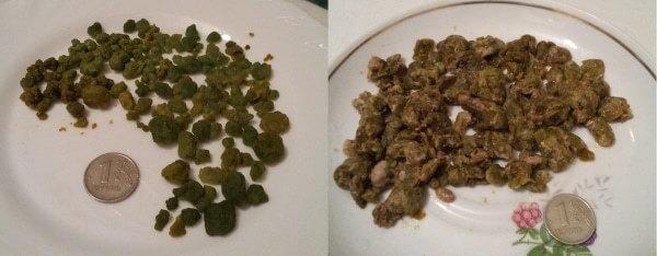 Как избавиться от каловых камней в домашних условиях