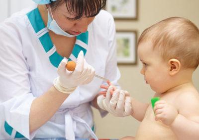 Норма лейкоцитов в крови у детей