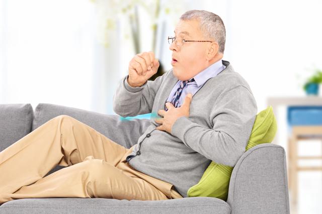 ХОБЛ хроническая обструктивная болезнь легких