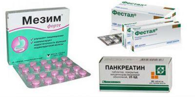 Симптомы панкреатита и схема лечения в домашних условиях