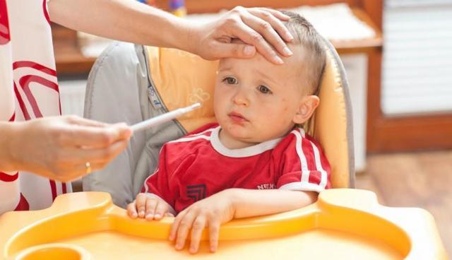 Симптомы краснухи у детей (фото), лечение и профилактика